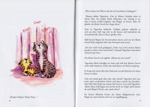 Die Geschichte vom neugierigen Tigerchen